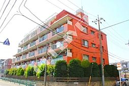 東京都杉並区今川3丁目の賃貸マンションの外観