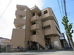 新井ビル[4階]の外観