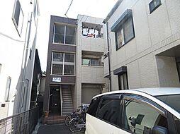 埼玉県さいたま市浦和区東岸町の賃貸アパートの外観