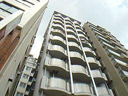兵庫県神戸市灘区王子町1丁目の賃貸マンションの外観