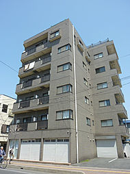 エクセレント松田[2階]の外観