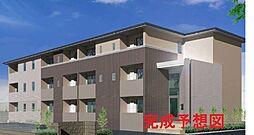 schone小町(仮:小野西浦マンション)[1階]の外観