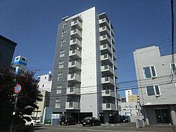 北海道札幌市東区北四十一条東15丁目の賃貸マンションの外観