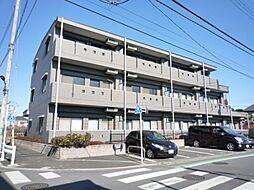 東京都府中市南町2丁目の賃貸マンションの外観