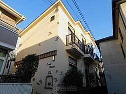 コーストハウス[2階]の外観