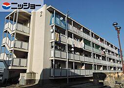 ビレッジハウス亀崎 2号棟[1階]の外観