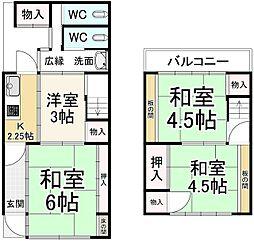 清水五条駅 2,980万円