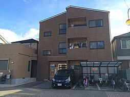 大阪府大阪市鶴見区鶴見2丁目の賃貸マンションの外観