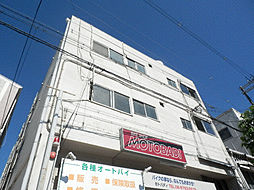 正覚マンション[3階]の外観