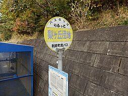 バス停「梨ヶ丘...