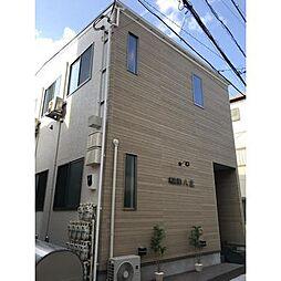 東京都墨田区八広4丁目の賃貸アパートの外観