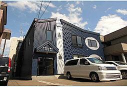 北海道札幌市東区北十八条東14丁目の賃貸アパートの外観