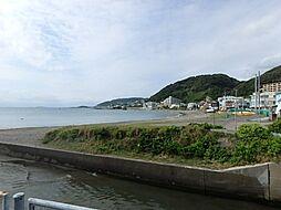 秋谷海岸の画像