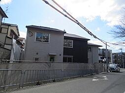 [テラスハウス] 大阪府箕面市桜2丁目 の賃貸【/】の外観