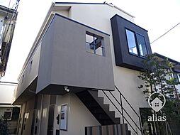 東京都世田谷区北烏山3丁目の賃貸アパートの外観