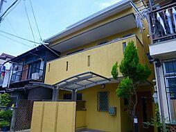 ソレイユ阿倍野[2階]の外観