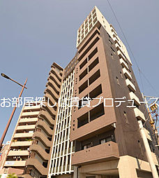 THE SQUARE Suite Residence[405号室]の外観