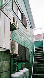 グリーンパレス下北沢[1階]の外観