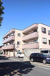 東京都江戸川区宇喜田町の賃貸マンションの外観