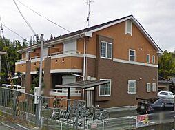 大阪府堺市南区美木多上の賃貸アパートの外観