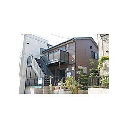 愛知県名古屋市熱田区玉の井町の賃貸アパートの外観