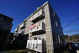 千葉県千葉市緑区おゆみ野1丁目の賃貸アパートの外観