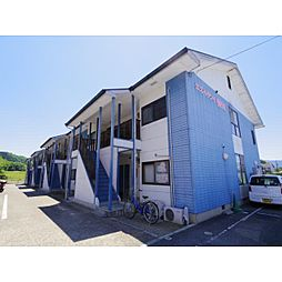 奈良県橿原市鳥屋町の賃貸アパートの外観