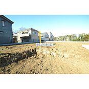 敷地延長の地形ですが、38.8坪あります。