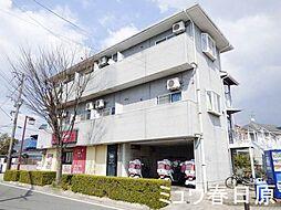 福岡県太宰府市朱雀3丁目の賃貸マンションの外観
