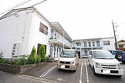 岡山県倉敷市北浜町丁目なしの賃貸アパートの外観