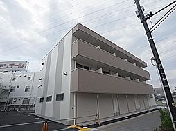 シードハウスB[2階]の外観