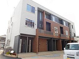 大阪府守口市八雲北町1丁目の賃貸アパートの外観