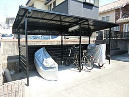 愛知県名古屋市緑区鎌倉台2丁目の賃貸アパートの外観