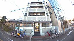 プレアール瓢箪山[4階]の外観