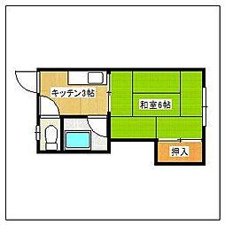 春日駅 1.6万円