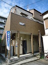 コンパートメントハウス西新井[206号室]の外観