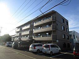 北海道札幌市北区屯田六条8丁目の賃貸マンションの外観
