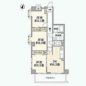 2階角部屋陽当たり・通風良好 新規内装リノベーション アフターサービス保証付き 住宅ローン減税適合物件 フラット35利用可能