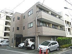 東京都台東区谷中3丁目の賃貸マンションの外観
