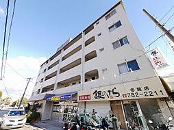 兵庫県神戸市垂水区多聞台2丁目の賃貸マンションの外観