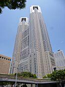 都道府県機関都庁まで685m