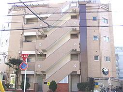 キャニオンマンション第9高島平。[4階]の外観