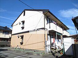 シャトレ三好B[2階]の外観