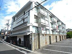 京都府京都市中京区小川通二条下ル古城町の賃貸マンションの外観