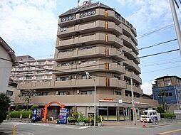 ミッドガルド倉本[3階]の外観
