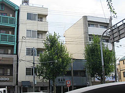 サニーヴィラ洛北[4階]の外観