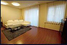 21帖のLDKにウォークインクローゼット(2か所)付きで、広々とした居住スペースで快適に過ごせます。