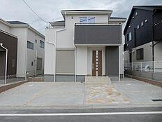 同仕様のイメージ建物です。近くに同仕様モデルルームがございますので、外観・内覧、ご覧になって頂けます