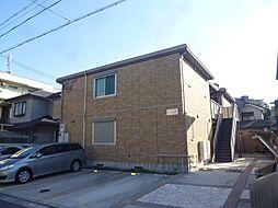 ロイヤルコート上野芝[1階]の外観