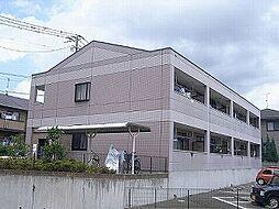 プチガーデン[2階]の外観